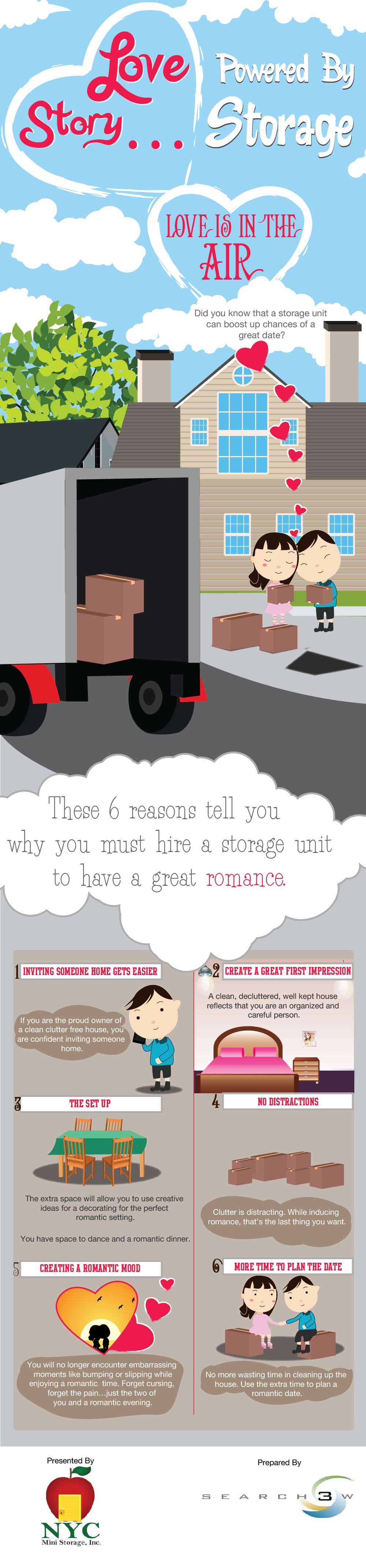 Storage Romance