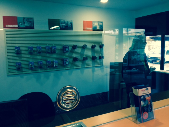 rental office for NYC Mini Storage