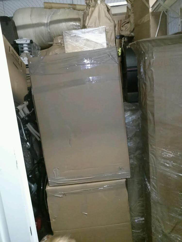 Packing a Storage Room2